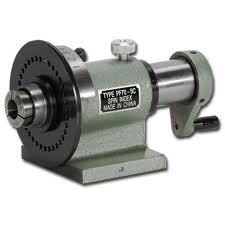 4301 5C Spin-Index Fixture (without collets)