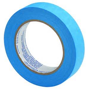bt15 1 12 x 50 yrds blue painters tape made in the usa - Blue Painters Tape