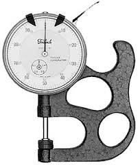 DIAL THICKNESS GAGE .0001