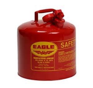 Safety Gas Can >> 400 7150 5 Gallon Just Rite Safety Metal Gas Can