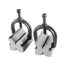 MACHINIST'S V-BLOCKS AND CLAMPS