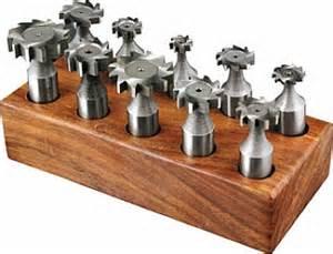 Wc 669 10 Pc Woodruff Keyseat Cutter Set 1 2 Quot Shank H S S