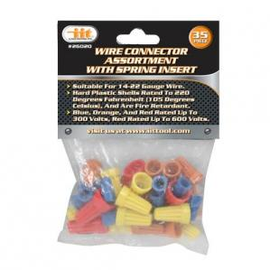 35PC WIRE NUT CONNECTOR