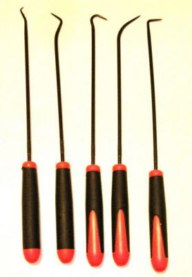 10254HS6 6pc Pick and Hook Set