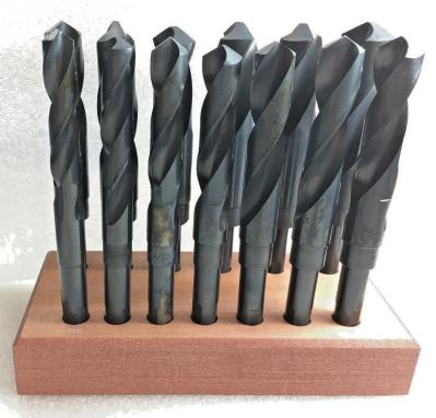 1679A 17 pc 1/2'' Shank High Speed Drill Set Sizes: 17/32