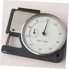 Pocket Dial Thickness Gage