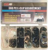 43165 GRIP 300 pc E-Clip Assortment