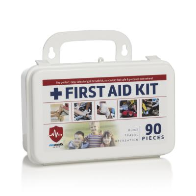 610 90 pc First Aid Kit