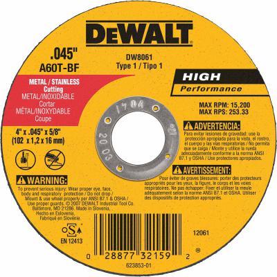 DW8061 DeWALT 4