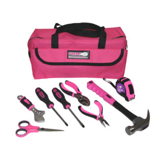 96009 GRIP 9 pc Children's Too Kit (comes in Pink)