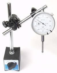 MBTD-22 Single Action Magnetic Base and Dial Indicator Set