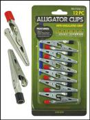 8019AC12AlligatorClips